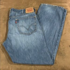 Men's Levi's 559 Jeans Relaxed Straight 38 38x34